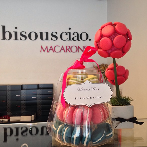 Assorted Macarons @ Bisous Ciao