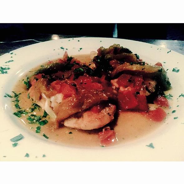 Pollo And Shrimp Provola - La Scala, Baltimore, MD