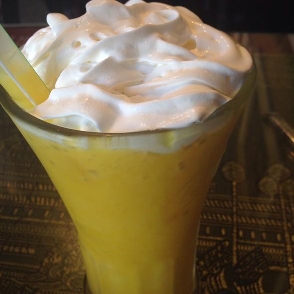 Mango Shake @ Monorom Cambodian Restaurant