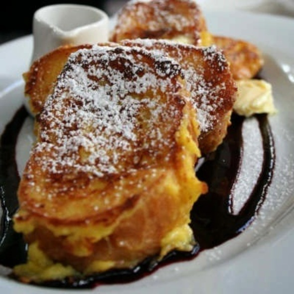 Baguette French Toast @ Foreign Cinema