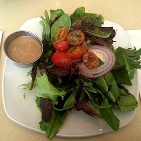 Organic Field Greens - Sanfords Restaurant, Astoria, NY