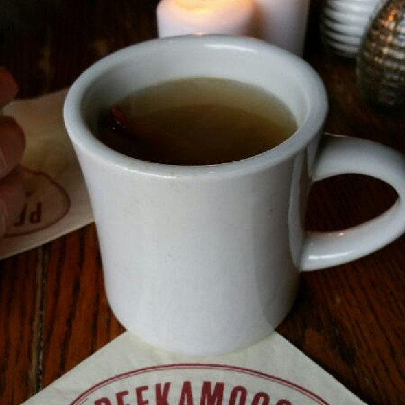 Hot Toddy @ Peekamoose Restaurant & Tap Room