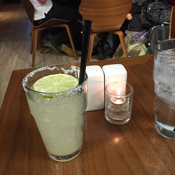 Classic Margarita @ Blanco Tacos + Tequila