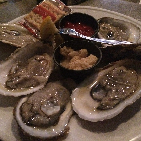 Virginia Blue Point Oysters - Boatyard, Fort Lauderdale, FL