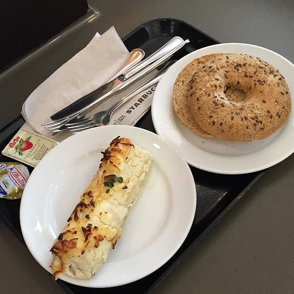 Chicken Roll And Bagel