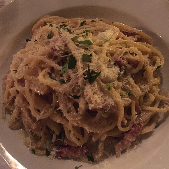 Carbonara - Gilda's Italian Restaurant and Lounge, Portland, OR