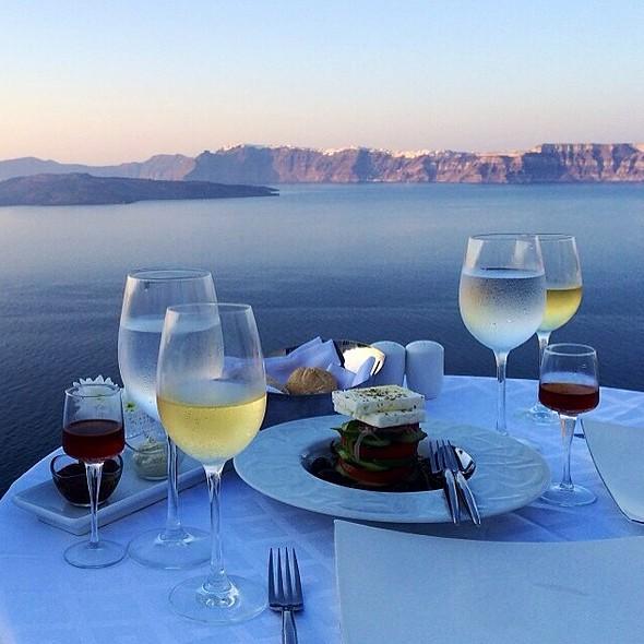 Greek Salad @ Astarte Suites