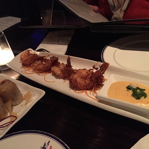 Coconut Shrimp @ Jaiya Thai-Oriental Restaurant