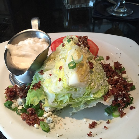 Wedge Salad - III Forks - Houston, Houston, TX