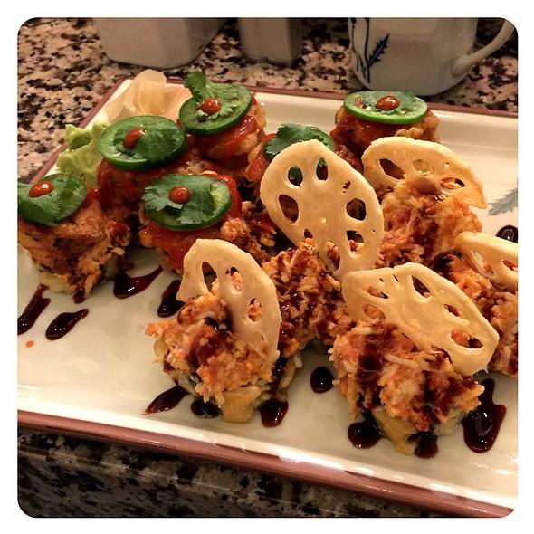 Chili Shrimp Roll & Gotham Roll @ Benihana