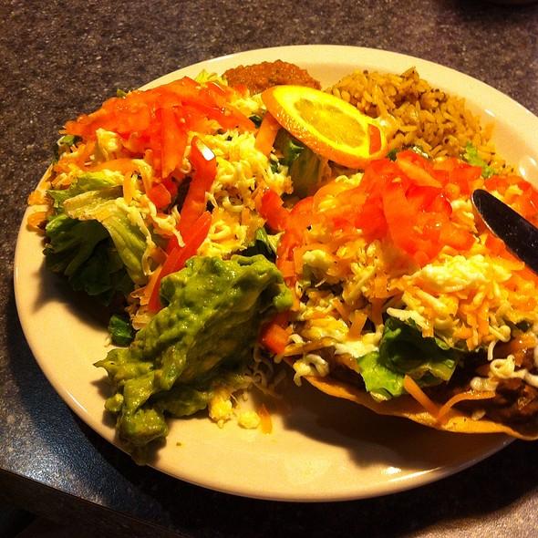 chalupas @ Green Vegetarian Cuisine