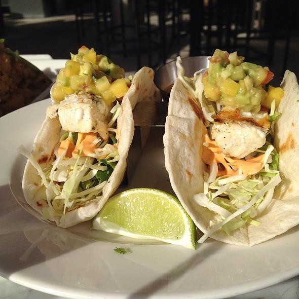 fish tacos @ Earls Kitchen + Bar