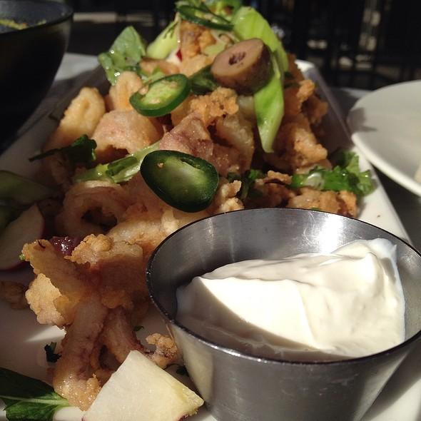 Mediterranean Calamari  @ Earls Kitchen + Bar