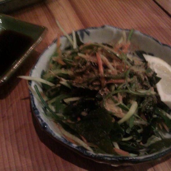 Seaweed salad @ Kushi Izakaya & Sushi