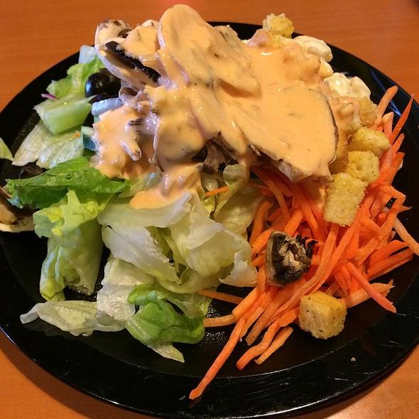 Salad @ Shakey's Pizza Parlor