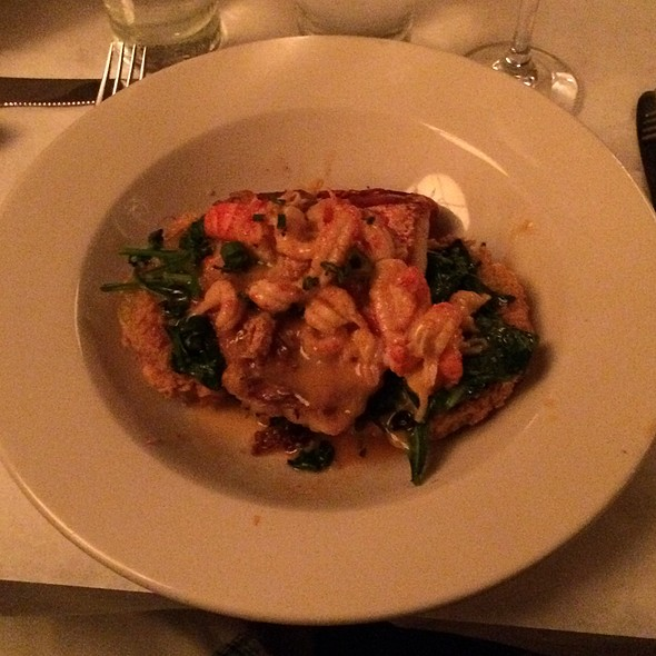 Red Snapper With Crawfish