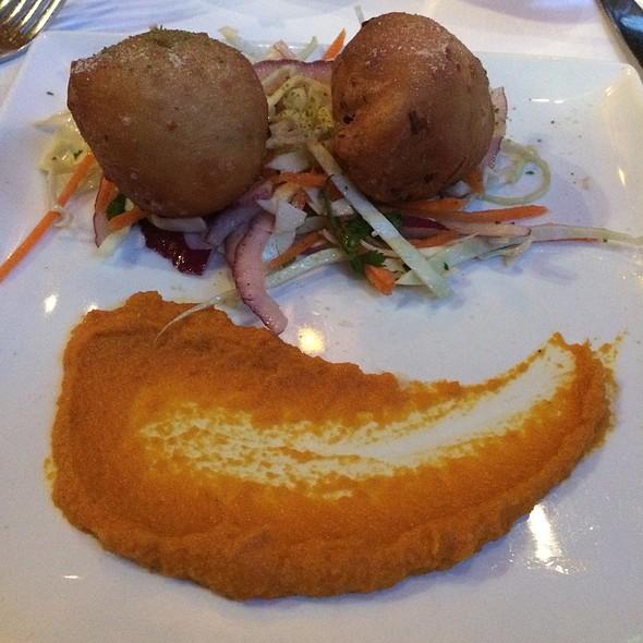 Carrot Beignets @ Millennium Restaurant