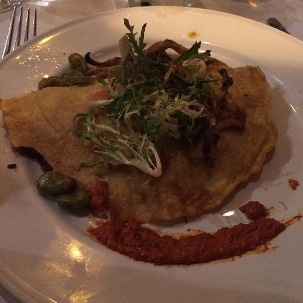 Socca Crepe @ Millennium Restaurant