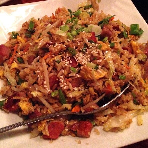 Bbq Pork Fried Rice - Bao Dim Sum House, Los Angeles, CA