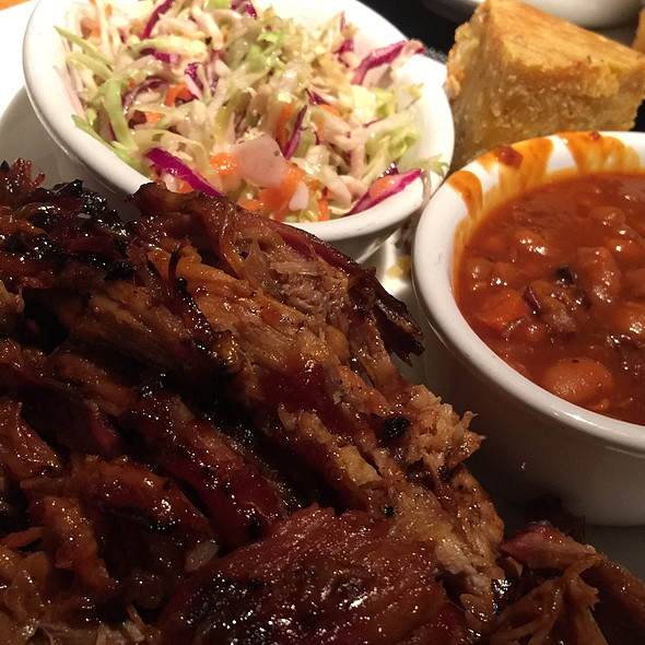 BBQ Pulled Pork @ Dry Creek Grill