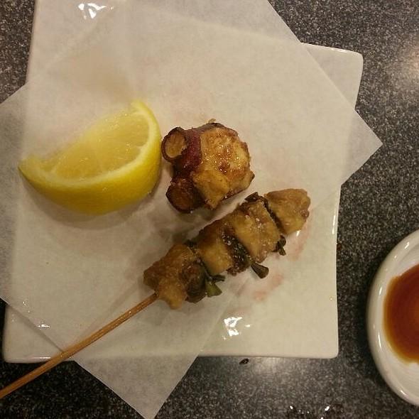 Fried Tako @ Yohei Sushi Restaurant