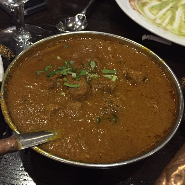 Lamb Rogan Josh - India House - Hoffman Estates, Hoffman Estates, IL