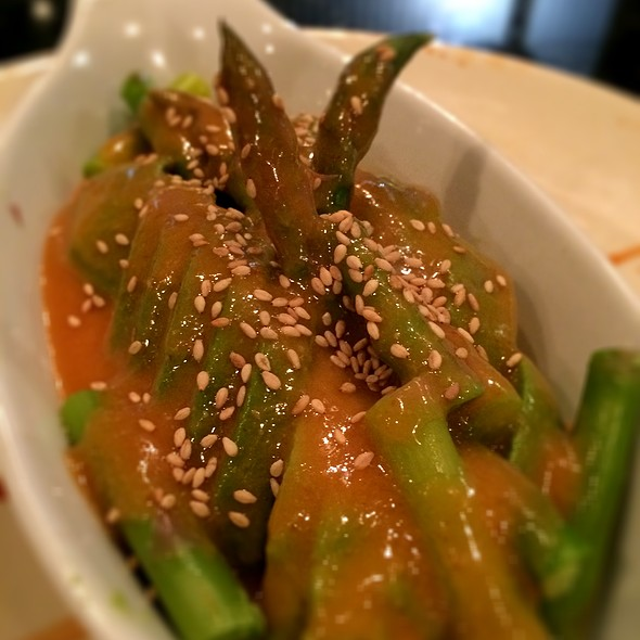 avacado salad @ Sakura Japanese Steakhouse at Leesburg
