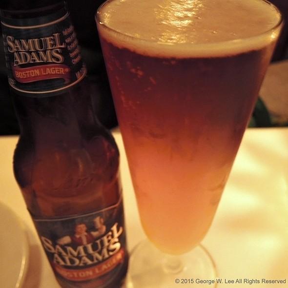 Samuel Adams Boston Lager - Morton's The Steakhouse - Seattle, Seattle, WA