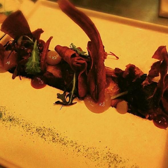 Venison Tartare @ Fauna Food And Bar