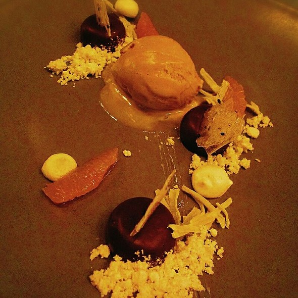 Chocolate @ Fauna Food And Bar
