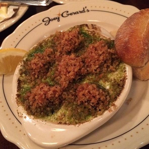 Escargot - Joey Gerard's - A Bartolotta Supper Club - Greendale, Greendale, WI