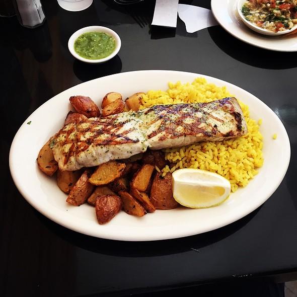 Blue salt fish grill menu redondo beach ca foodspotting for Bluesalt fish grill