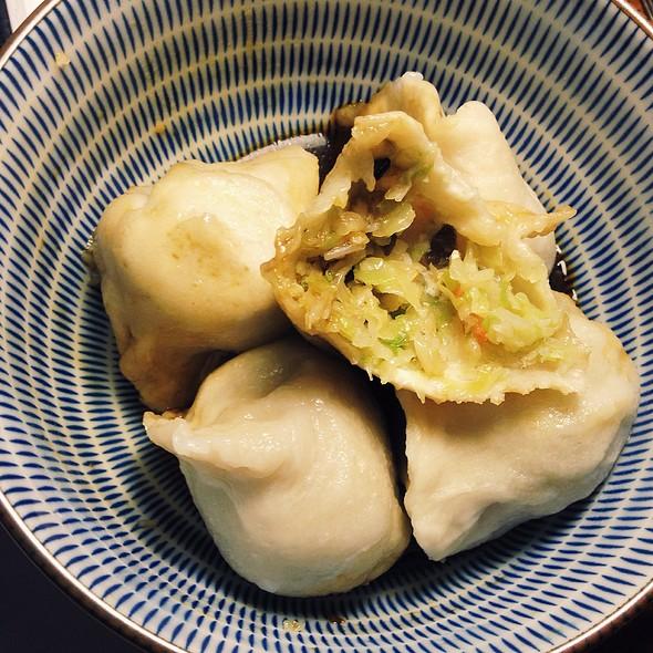 Hand Made Vegetarian Dumplings 手工素菜水餃
