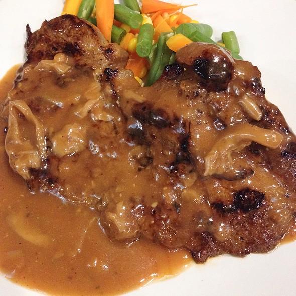 Rib Eye Steak  @ Joni Steak