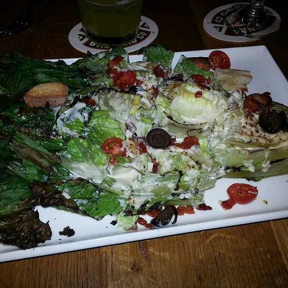 Grilled Ceasar Salad @ Blue Marlin Waikiki