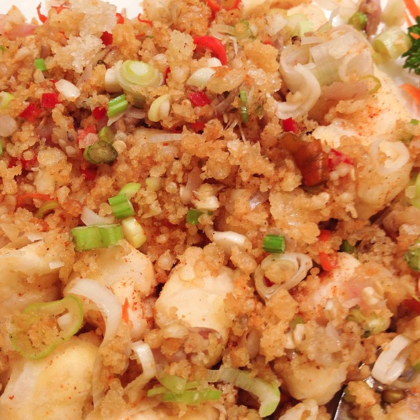 Tahu Goreng Crispy @ Tong House (Mall Taman Anggrek)