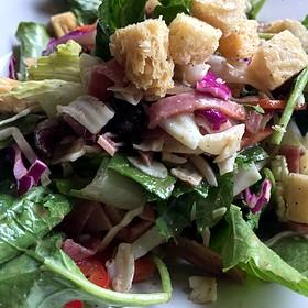 Muffuletta Salad - MAX's Wine Dive Austin - San Jacinto Blvd., Austin, TX