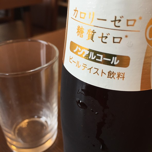取り敢えずビール @ 淡路 和食 居酒屋 いちじろう