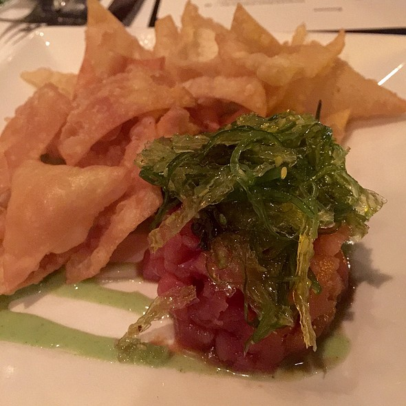 Tuna Tartare - Dressler's Restaurant - Metropolitan (Midtown), Charlotte, NC