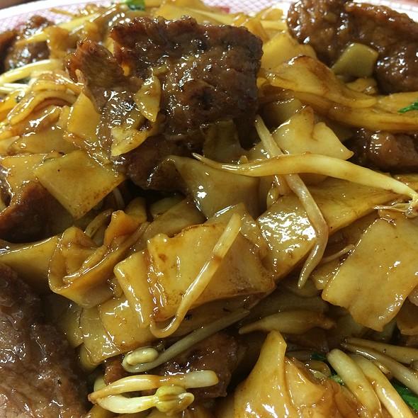 Beef Chowfun