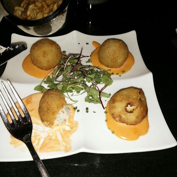 Crabcakes - Degrees Bistro at The Ritz-Carlton, Georgetown, Washington, DC