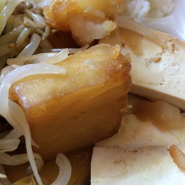 Sweet Soy Potatoes @ Pearl Korean BBQ