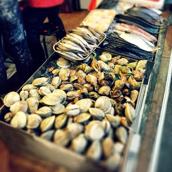 東石海鮮燒烤料理 @ 轉角海鮮食堂