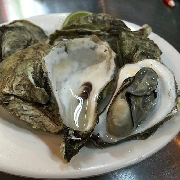 鮮烤大牡蠣 @ 轉角海鮮食堂