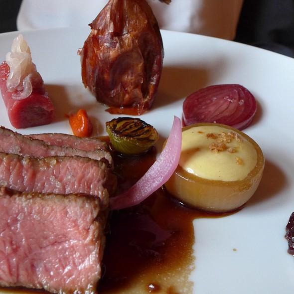 Beef Fillet @ Restaurant Schauenstein