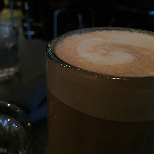Maine Maple Latte @ Hot Suppa
