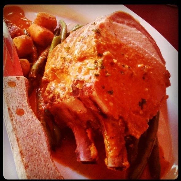 Pork Special @ Taverna