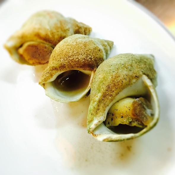 法國椒鹽海螺 @ 轉角海鮮食堂
