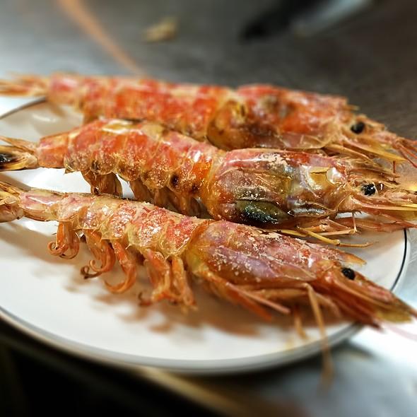 阿根廷天使紅蝦 @ 轉角海鮮食堂