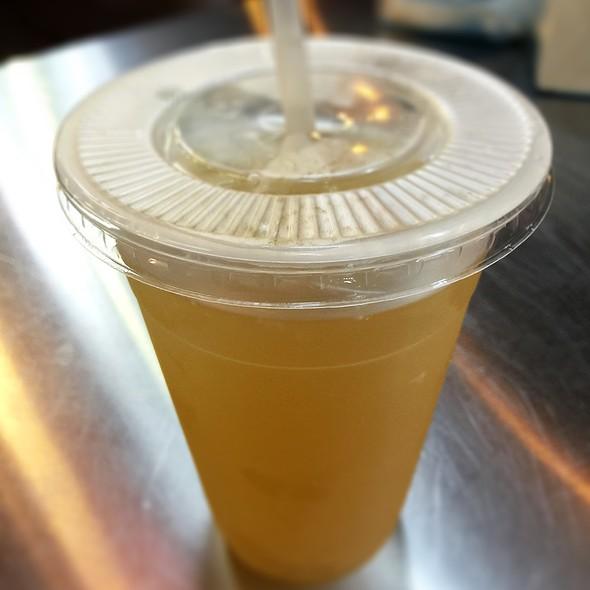 蜂蜜檸檬汁 @ 轉角海鮮食堂